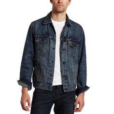 Levi's Mens Trucker Jacket (Apparel)