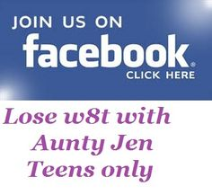 Children and Teens only Group for diet problems like Obesity, Anorexia, Bulimia. Depression, Bullying, Peer Pressure, Drugs Alcohol and general Health & Relationship Problems. Speak to Agony Aunt Aunty Jen ~  I am here to help YOU https://www.facebook.com/groups/lose.w8t.with.aunty.jen/