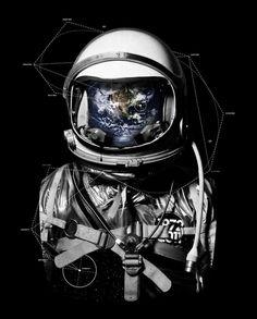 Космонавты - pinacotheque