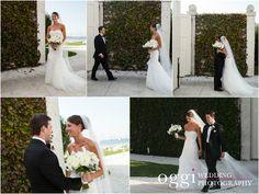 First Look! captured by Oggi Photography #octoberwedding #newportwedding #bellemer #firstlook