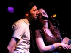 "Mat Kearney & Ingrid Michaelson cover DCFC's ""I Will Follow You Into The Dark"""