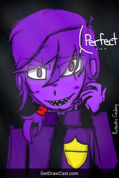 Perfect... drawing by Puntastic_Galaxy