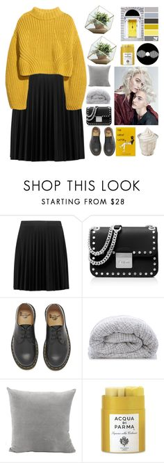 """""""23. aesthetic wave themes"""" by zorionxx ❤ liked on Polyvore featuring Boohoo, MICHAEL Michael Kors, Dr. Martens, Acqua di Parma and Danya B"""