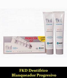 FKD Dentífrico Blanqueador Progresivo | OdontoFarma