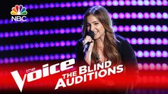 """The Voice 2016 Blind Audition - Alisan Porter: """"Blue Bayou"""".  Well she won season 10  last night, I can't say that she was my favorite because I loved Adam Wakefield the best but she has a good voice too."""