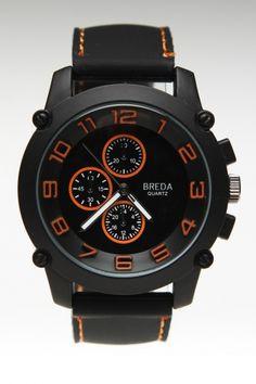 Colton Watch Orange