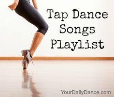 tap dance songs playlist 714