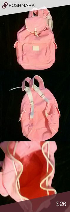PINK Victoria's Secret Back Pack PINK Victoria's Secret back pink. Color pink. In very good condition.  Any questions please feel free to ask. Thanks for viewing our closet. Don't forget to bundle and save. Happy Poshing! PINK Victoria's Secret Bags Backpacks