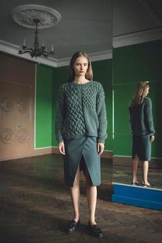 Heartbreaker Sweater (Moss)