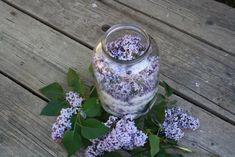 Šeřík - Čarovná lékárna kolem nás Glass Vase, Decor, Decoration, Decorating, Deco