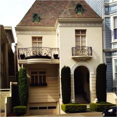Lovely home in north San Francisco.