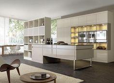 küchen mit kochinsel und theke, küchen mit kochinsel planen,