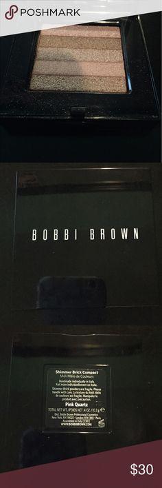 Bobbi Brown highlighter Bobbie brown highlighter in Pink Quartz. Bobbi Brown Makeup