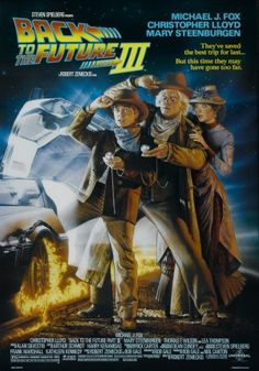 Back to the Future Part III (1990) - MovieMeter.nl