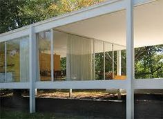 farnsworth house - Google Search