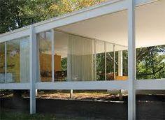 farnsworth house - Google Search
