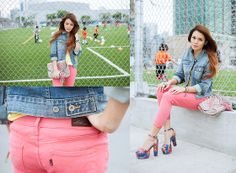 Summer in the City (by Cheyser Pedregosa) http://lookbook.nu/look/3576327-Summer-in-the-City