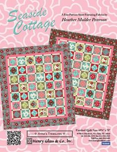 free pattern by Heather Mulder Peterson