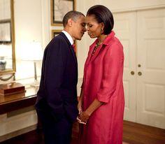 Barack Obama and Michelle Obama's 20th Wedding Anniversary Album: May 19, 2010