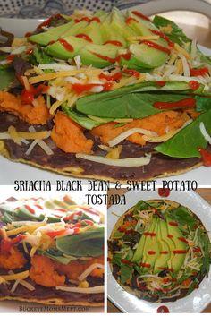 Buckeye Moms Meet: Mouth Watering Sriacha Black Bean & Sweet Potato T...