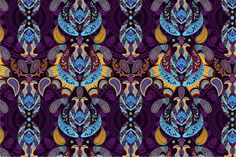 Ethnic Seamless Pattern by Sunny_Lion on Creative Market