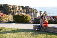 San Clemente beach Engagement Photos » Wheeland Photography