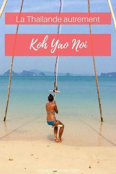 Si vous cherchez une île tranquille, loin du tourisme de masse en Thaïlande, Koh Yao Noi est un vrai petit paradis. Quelle île choisir en Thaïlande, sans aucun doute, Koh Yao Noi.   #kohyaonoi #thailande #plages #ilesthailande #voyage #asie Thailand Travel Guide, Koh Tao, Blog Voyage, Southeast Asia, Loin, Fun Activities, Trip Planning, Paradis, Travel Inspiration