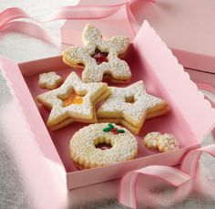 Nothing beats a Linzer sandwich cookie for beauty on a holiday cookie tray. Vary the jams and shapes and you can create a fun assortment of gorgeous cookies with a single batch.