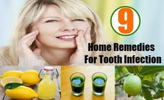 9 Home Remedies For Tooth Infection