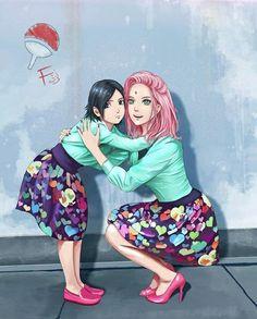 Sakura and Sagrada #ctto