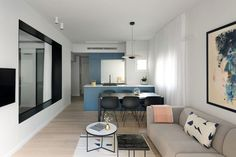 A 72 Square Meter Apartment in the Center of Tel Aviv - Design Milk