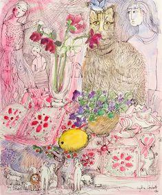 Lydia Corbett Color Effect, Colour, Line Texture, Henri Matisse, Pablo Picasso, Impressionist, Art Boards, Ponytail, Hue