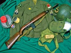 Irwin-Pedersen M1 carbine – Today, we remember and honor the Greatest Generation. World War II was waged on two theaters and the M1 carbine was one of the many issue arms that veterans remembered. This Irwin-Pedersen M1 carbine was once owned by baseball player Bennie Hoffman of the St. Louis Browns, whose major league career was cut short by WWII. Hoffman served for four years with the US Navy in the Pacific.