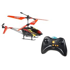 Fast Lane Eagle-1 Radio Control Helicopter - Black/Red >>> Find out more about the great product at the image link.(It is Amazon affiliate link) #followher