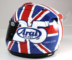 #Why #Arai...cuz its the best bloody #lid sold  #Arai #TT 25 Years Helmet