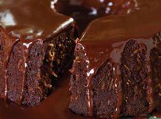 Bolo Vulcão de Chocolate com Coco - Nestlé Professional