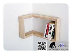 22 mẫu kệ sách cực kỳ sáng tạo dành cho phòng nhỏ 7