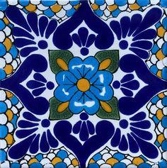 Terra Nova, Decorative Lines, Mexican Ceramics, Ceramic Techniques, Tile Art, Tile Design, Decoupage, Hand Painted, Painting