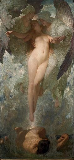 Eve, Solomon Joseph Solomon. English (1860 - 1927)