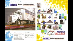 Rotexbd 2018 Annual Product Catalog