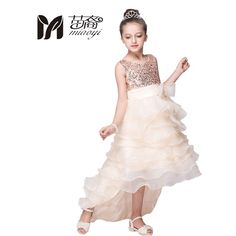 07061610c0 Check it on our site 2016 New fashion Dress for Girl Princess Party dress  for Baby