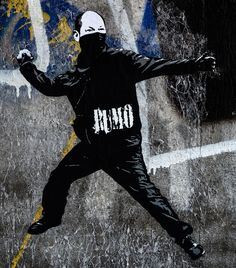 """https://flic.kr/p/WU1fvL   HH-Wheatpaste 3349   I only took the photo !! I have no claim to the artwork !!  artist : rumo / olaf scholz nach dem fck g20 treffen in hamburg . """"es hat keine p******gewalt gegeben"""" . spinner ."""