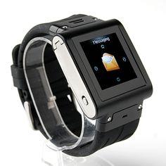 Часофон W838 черный