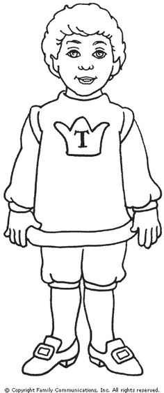 mr rogers coloring pages - photo#24