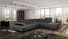 Sedacia súprava EMPORIO - SCONTO NÁBYTOK Lab, Couch, Furniture, Design, Home Decor, Luxury, Settee, Decoration Home, Sofa