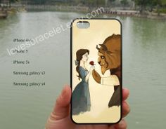 Beauty and the Beast,iPhone 5s case,iPhone 5c case,Samsung Galaxy S3 S4,iPhone 4 Case,iPhone 5 Case,Beauty.And.The.Beast,iPhone 4S Case-51 on Etsy, $10.22 CAD