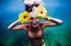 Une sirène bien réelle ! #Sea #Hot