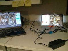 Turn an old laptop screen into a stand alone monitor
