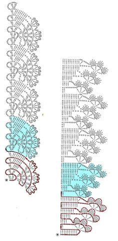 puntillas http://crochet-plaisir.over-blog.com/categorie-12352579.html