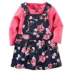 Baby Girl 2-Piece Jumper Set   Carters.com